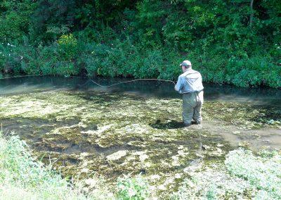 Fishing the Driftless